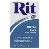 Rit Powder Dye Royal Blue