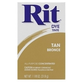 Rit Powder Dye Tan