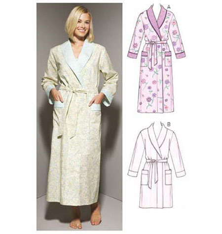Kwik Sew K3644 | Robes | Size (XS-S-M-L-XL) | Sewing Pattern