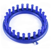 Round Knitting Loom Blue