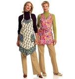 See and Sew Aprons Size S, M + L