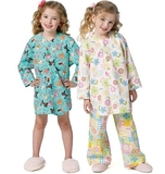 See and Sew Girls Nightshirt and Pants B5668 Size 3-4, 5-6, 7-8 + 10-12
