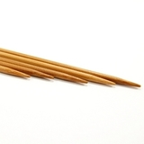 Sets of 5 Bamboo Pins: 20cm x 4.5mm