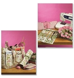 Sewing and Knitting Tote and Accessories One Size