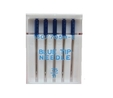 Janome Sewing Machine Blue Tip Needles - 75 Sewing Machine Needle