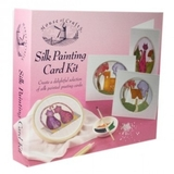 Silk Painting Card Kit