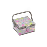 Small April Showers Sewing Basket