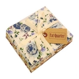 Spring Flowers Fat Quarters, 6 Pack