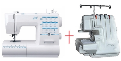 Stitchmaster 2268 Plus Stitchmaster Easy Lock 940D Amazing Combo Offer