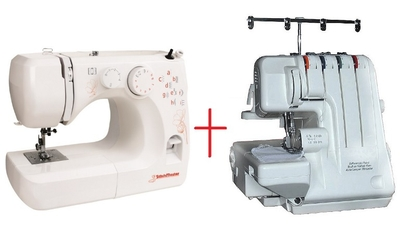 Stitchmaster 712 Plus Stitchmaster Easy Lock 940D Amazing Combo Offer