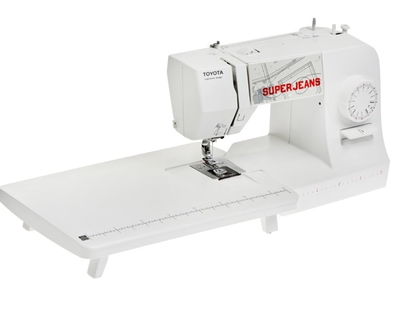 Toyota Super Jeans White with Table Ex Demonstrator
