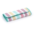 S&W Sewing Roll Sewing Kit: Pastel Sketch Stripe