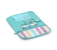 S&W Sewing Roll Sewing Kit: Pastel Sketch Stripe  2