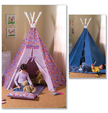 Teepee & Mat One Size