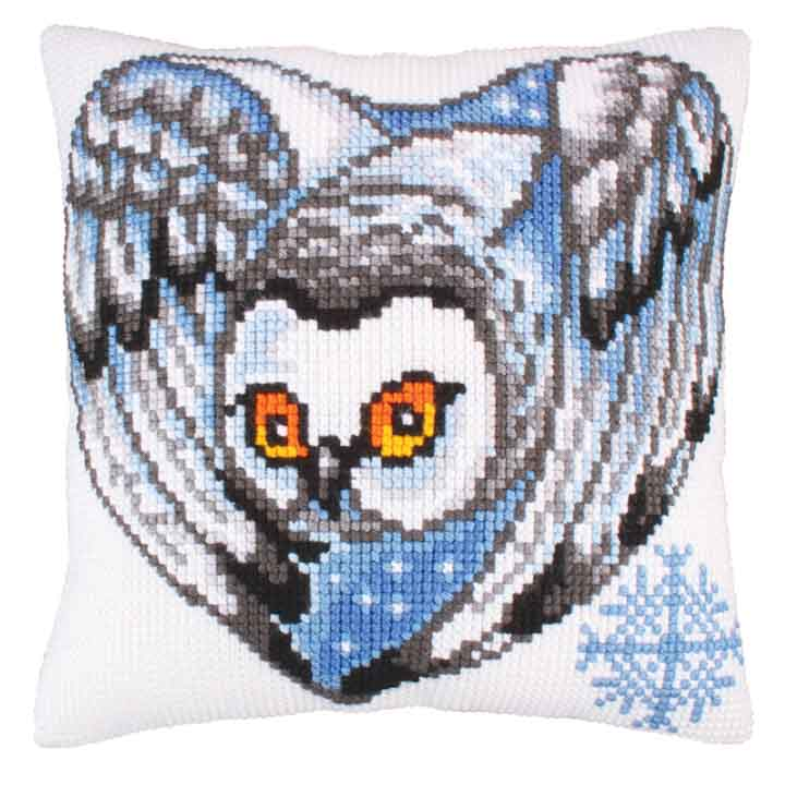 Collection D Art Cross Stitch Cushion: Night Watch