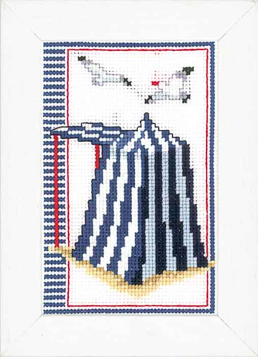 Vervaco Counted Cross Stitch Kit: Cabana | PN_0144660