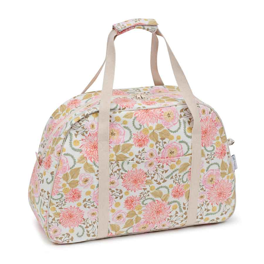 HobbyGift Classic Collection: Sewing Machine Bag: Fable Floral | HGSWB_472