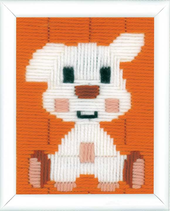 Vervaco Long Stitch Kit: Doggy