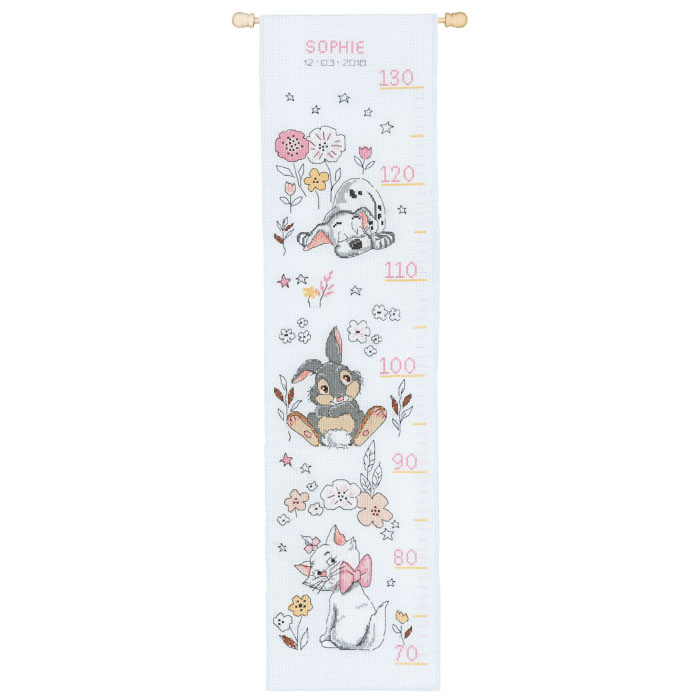 Vervaco Counted Cross Stitch Kit: Disney: Little Dalmatian | PN_0170509 Animals & Birds CSK