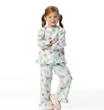Toddlers' Robe, Belt, Top and Pants B5869 Sizes 1, 2, 3, 4