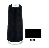 Toldi-Lock Black Overlocking Thread 2500m