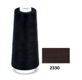Toldi-Lock Brown Overlocking Thread 2500m