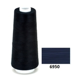 Toldi-Lock Navy Overlocking Thread 2500m