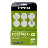 Toyota Footwork Kit Consumables For SP Series