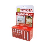 Toyota Footwork Kit Consumables