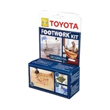 Toyota Footwork Kit Decoration
