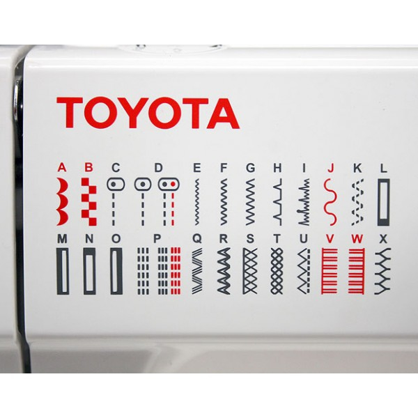Toyota Quiltmaster 226 Sewing Machine | Buy Sewing Machine Online | UK : toyota quilt 50 sewing machine - Adamdwight.com