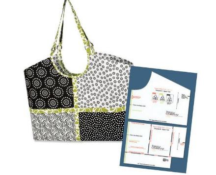 Trace n create hobo tote bag template haberdashery online trace n create hobo tote bag template maxwellsz