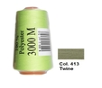 Twine Overlocking Thread 3000m Sewing Thread