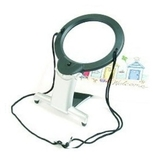 Two in 1 Illuminated Hands-Free Magnifier