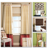McCalls M5828/OS | Window Treatments | One Size | Sewing Pattern