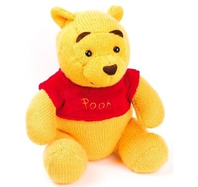 Winnie The Pooh Knitting Patterns Free : WINNIE THE POOH BEAR KNITTING PATTERNS   KNITTING PATTERN
