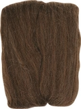 Wool Roving Chocolate