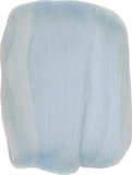 Wool Roving Light Blue